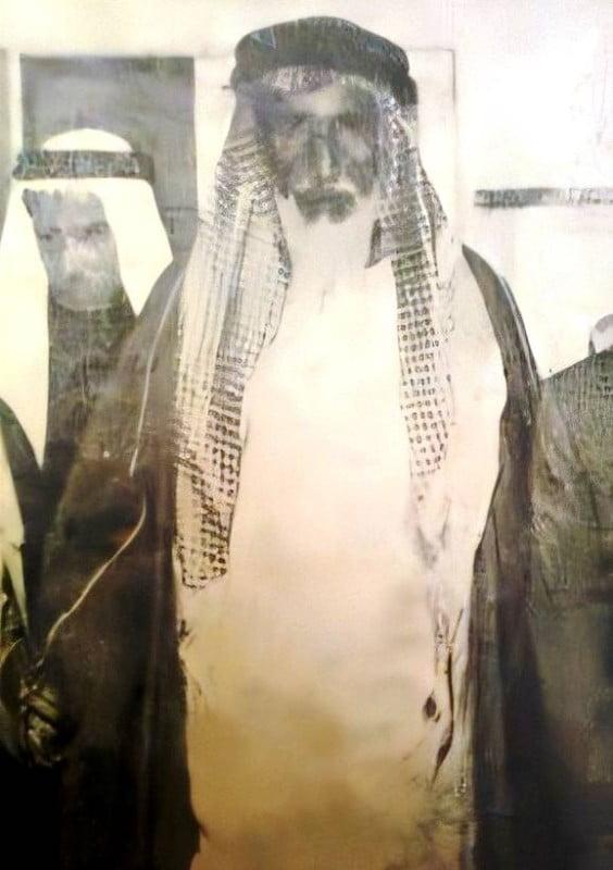 زوجها الأمير سعود الكبير بن عبدالعزيز بن سعود.