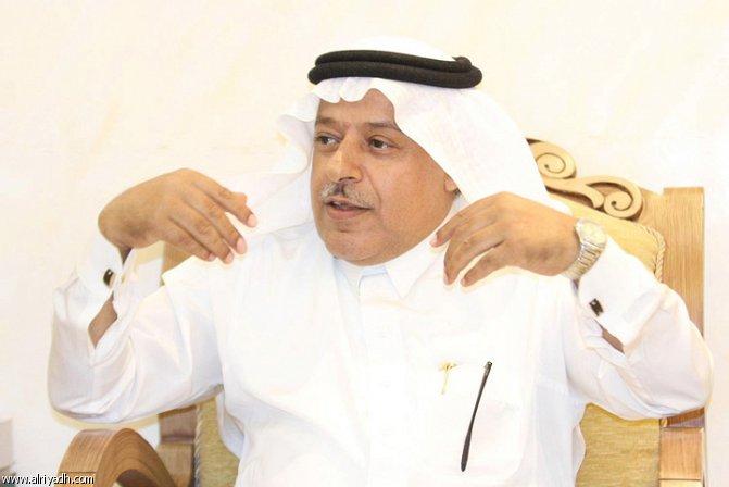 مشوار أ.د. عبدالله سعيد الغامدي:حرموني من  ال«معيد»  فبكيت  في مكتب العميد