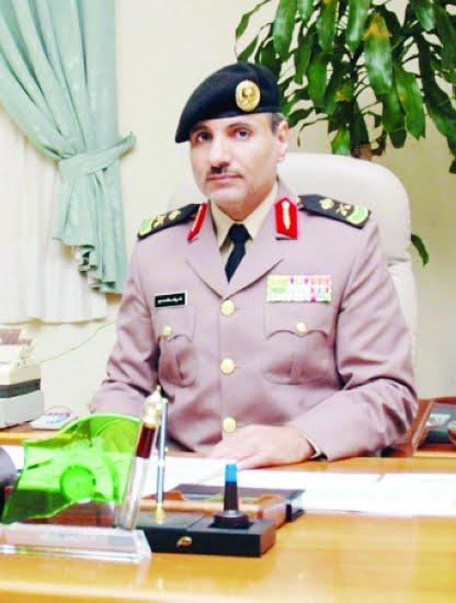 نقل اللواء السعدي الى ديوان وزارة الداخلية - المدينة