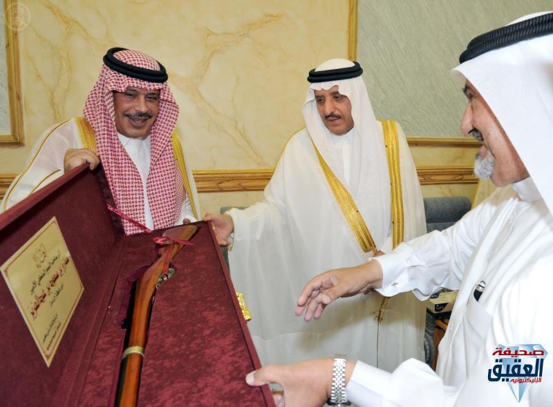 وزير الداخلية يتفقد عدداً من قرى منطقة الباحة - صحيفة العقيق ...