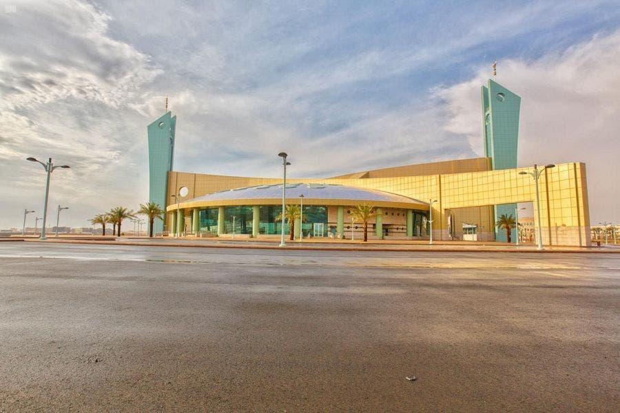 موقع المسجد الجديد