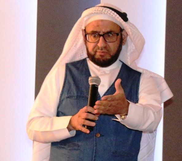 نتيجة بحث الصور عن بروفيسور بدر راشد جمعان الغامدي