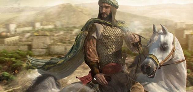 الفارس العربي موسى بن أبي الغسان - المرسال