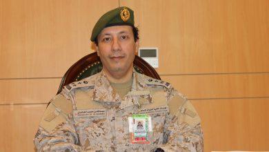 صورة عميد طبيب عبدالله محمد الغامدي مدير مستشفيات القوات المسلحة بالجنوب