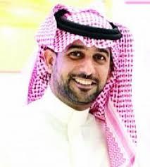 صورة أ.خالد بن حمود الغامدي مدير القناة الأولى