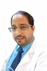 صورة د. حسام بن سعيد الغامدي.يكتشف طريقة لإغلاق الجروح بالغرز المخفية
