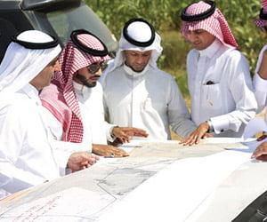صورة المهندس خميس بن صالح الغامدي وكيل وزارة النقل للمشاريع وادارة الطرق