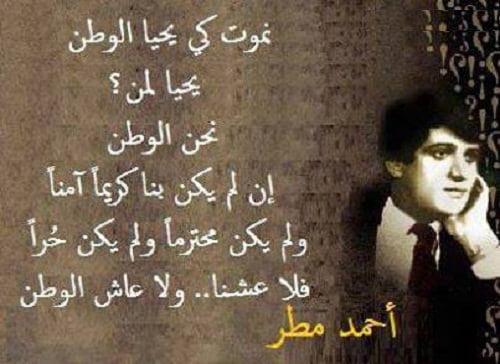 نتيجة بحث الصور عن احمد مطر ادب