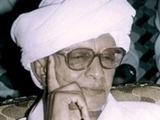 صورة الشاعر الكبير الهادي آدم..أغدا ألقاك