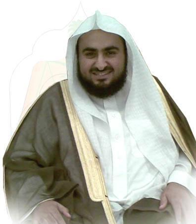 صورة فضيلة الشيخ أحمد بن ضیف الله الغامدي رئیس المحكمة الإدارية بجدة.