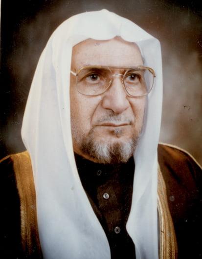 صورة الشيخ سعد عبدالله المليص ونبذه من حياته يرحمه الله
