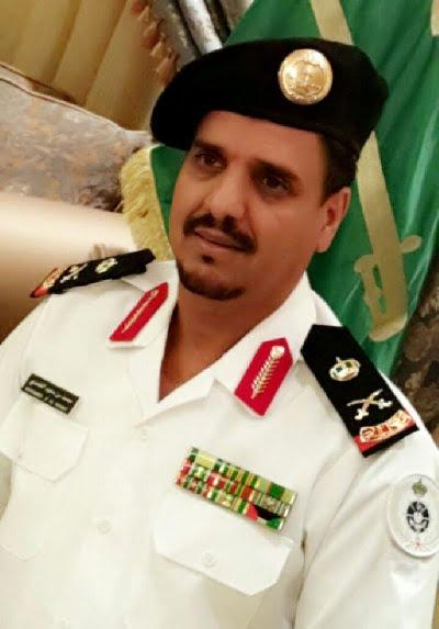 صورة تعيين اللواء محمد الغامدي قائدا لقاعدة الملك فيصل البحرية بجدة