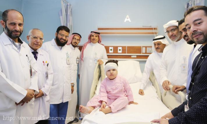 صورة د.سعيد الغامدي استشاري الأنف والأذن ورئيس قسم الأنف والأذن في مدينة الملك عبدالله الطبية