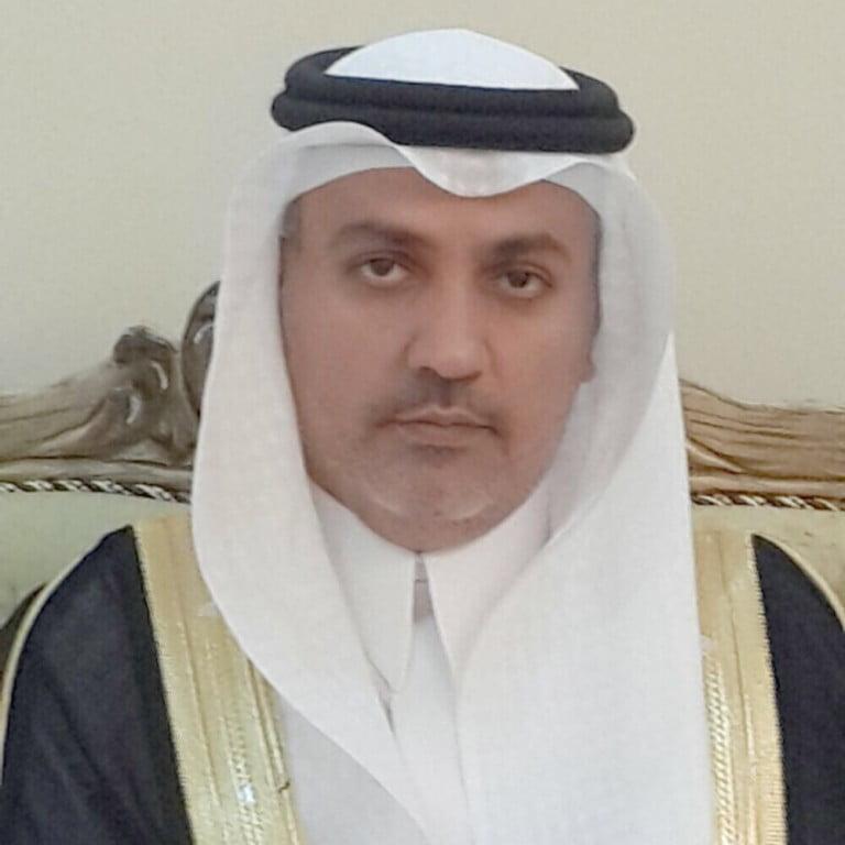 صورة وسام الشكر للمهندس وليد بن حامد الغامدي مدير كهرباء مكة المكرمة