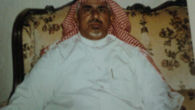 صورة رجل الأعمال علي بن مطر بن عطية ألغامدي. يرحمه الله