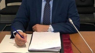 صورة د.عقيل جمعان الغامدي. مساعد المشرف العام على مركز الملك سلمان للإغاثة.