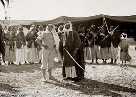 صورة وعند غامد وزهران الخبر اليقينا (هزيمة جيش الترك )
