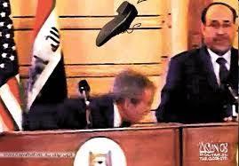 صورة بوش. فالك البيرق..!!؟