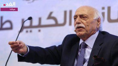 صورة الشاعر اللبناني الكبير طلال حيدر.شيعي منحاز للحق.قصيدته في مدح ولي العهد