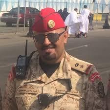 نتيجة بحث الصور عن المقدم ركن فواز بن يحيى الغامدي الحرس الوطني