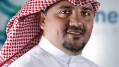 """صورة م.محمد بن سياف آل خشيل الغامدي.رئيس مجلس ادارة هيئة""""الاتصالات"""" وتقنية المعلومات.بالغرف السعودية."""