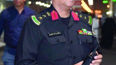 صورة العقيد.عبدالله الغامدي مدير ادارة دوريات الأمن   بمنطقة المدينة المنورة.