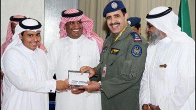 صورة لواء طيار ركن. طلال سليمان آل رزحان الغامدي نائب قائد القوات الجوية الملكية السعودية