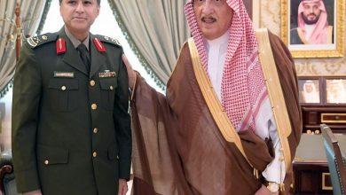 صورة سعادة اللواء.خالد بن سعيد الغامدي.مدير عام جوازات منطقة جازان