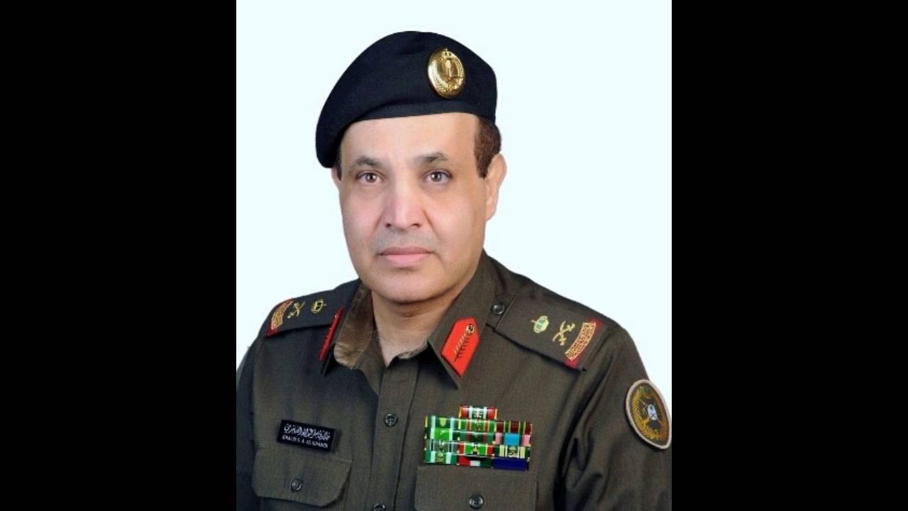 نتيجة بحث الصور عن اللواء ركن خالد بن سفر عبدالله الغامدي بالقوات البرية