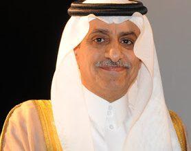 صورة رجل الأعمال.محمد بن فيصل بن عبد العزيز آل صقر الغامدي