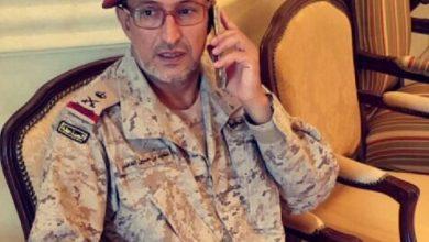 صورة لواء ركن.م.مظلي سعيد حسين بن شيبان الغامدي