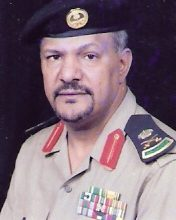 صورة سعادة اللواء.م.محمد بن عبد الله أبو عالي الغامدي.مدير مباحث منطقة جازان سابقا.