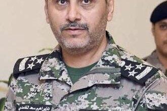 صورة العميد.د. إبراهيم سعد الغامدي مديراً لمديرية السجون بمنطقة مكة المكرمة.