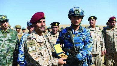 صورة سعادة اللواء.صالح بن أحمد الغامدي.قائد مجموعة الأمن البحرية الخاصة بالغربية