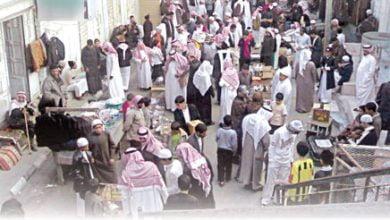 صورة سوق الخميس بالباحة يحتفظ بذاكرته رغم أنف «السبت»
