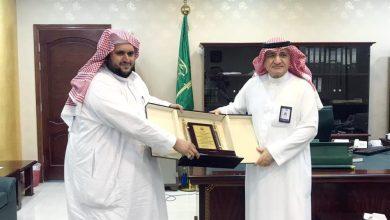 صورة فضيلة الشيخ.عبدالرحيم بن علي الغامدي رئيس محكمة الأحوال الشخصية بجدة