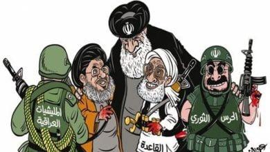 صورة الإرهاب.. صنع في إيران.تخيلوا دولة عربية قامت بربع هذا الإرهاب ماذا كان حل بها.!!؟