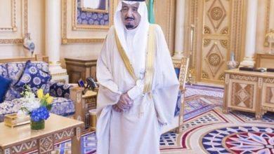 صورة حبيب الشعب.الملك سلمان بن عبد العزيز آل سعود..حكم رائعة على لسانه رعاه الله.