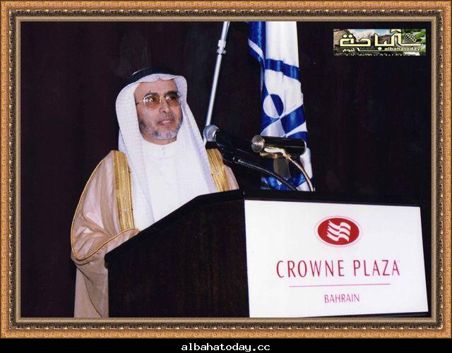 ( شخصيات ناجحة من منطقتنا ) لقاء مع الدكتور سعيد بن سعد آل مرطان