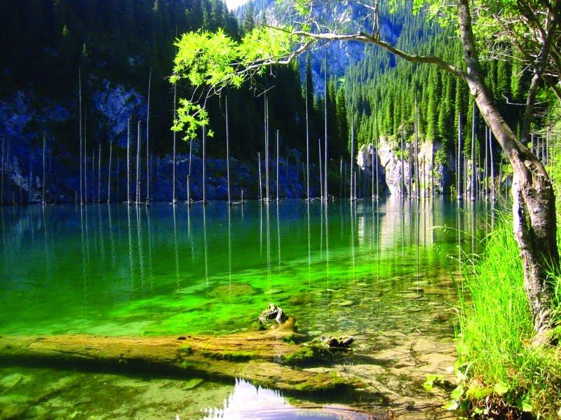كازاخستان.. جبال و خضرة وبحيرات طبيعية - الاقتصادي - سياحة - البيان