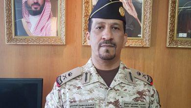 صورة سعادة اللواء ركن .فاضل بن سهيل صالح الغامدي.الحرس الوطني