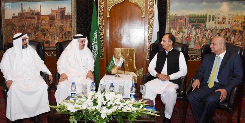 وفد سعودي يبحث فرص الاستثمار في مجالات الطاقة والتعدين بباكستان