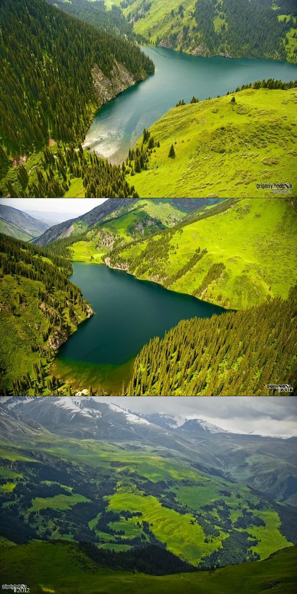 """غرائب حول العالم on Twitter: """"شاهد جمال الطبيعة بجنوب شرق ..."""