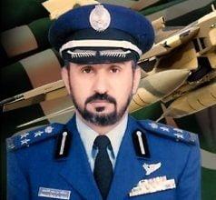 صورة عميد طيار ركن.م.عبدا لله بن سعيد ألغامدي