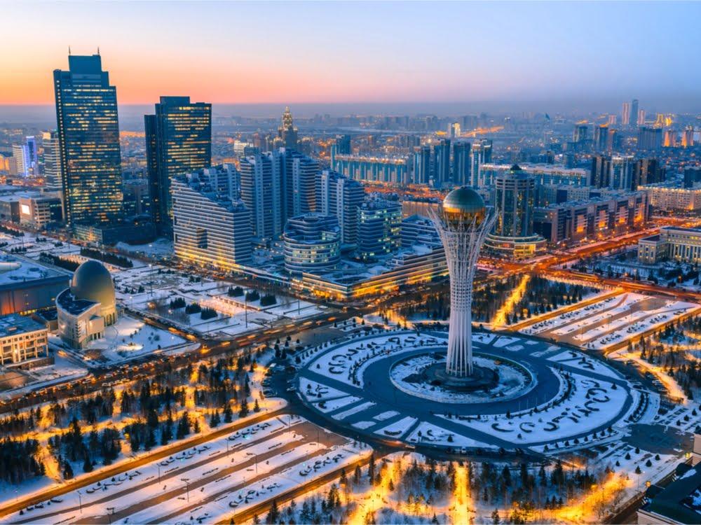 أفضل الأماكن السياحية في كازاخستان