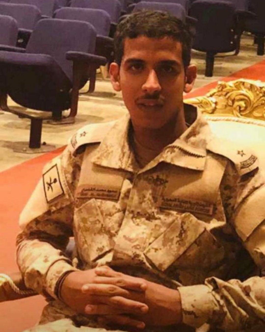 """غامد Twitterren: """"استشهد الملازم البطل سعود محمد مزهر الغامدي من ..."""