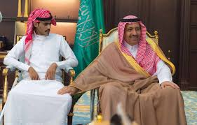 أمير الباحة يستقبل الجندي أول راشد بن علي هميل الغامدي