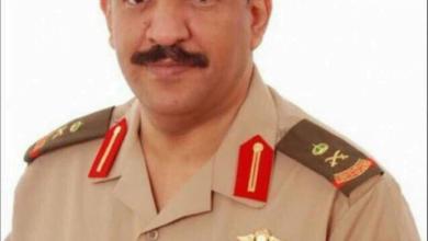 صورة سعادة اللواء ركن. محمد بن سعد بن زينه الغامدي وزارة الدفاع.وهو شاعر أيضا.