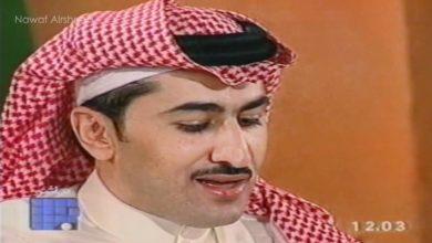 صورة فاصله..من مجلة فواصل.يرحم الله طلال الرشيد..كلام من ذهب