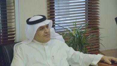 صورة سعادة الأستاذ.سعيد حمد الغامدي.مشرفاً على برنامج مستشفى الملك عبدالعزيز بجدة.